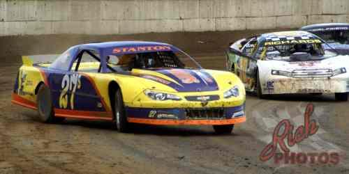 John Stanton DCSA Grand National Dirt Track Racing