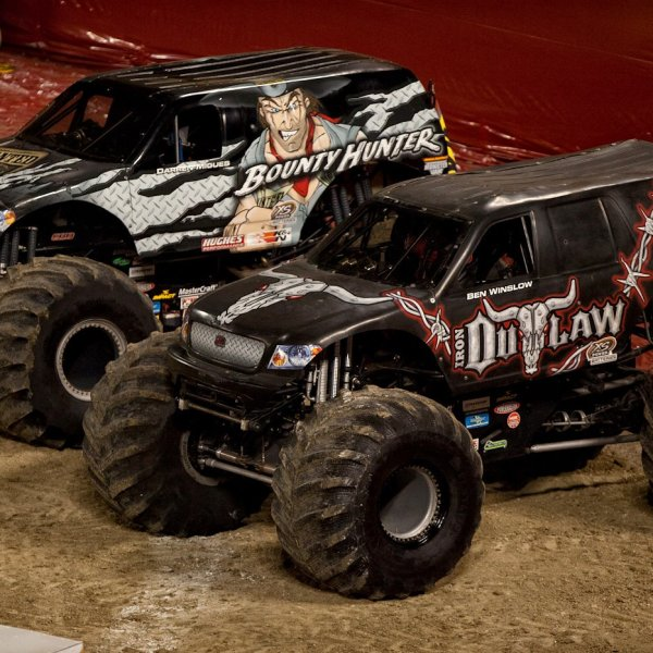 The Dirt and the Monster Trucks will be Soaring High in Beaver Dam