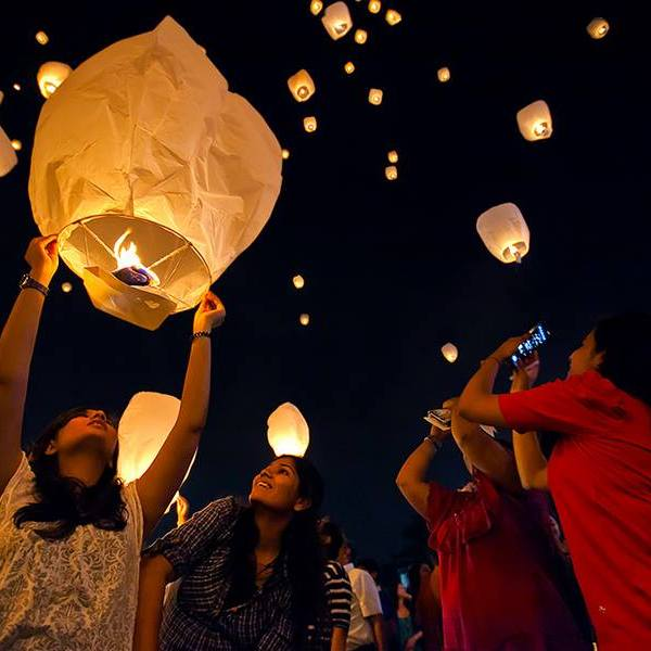 The Lights Fest Lantern Festival scheduled for June