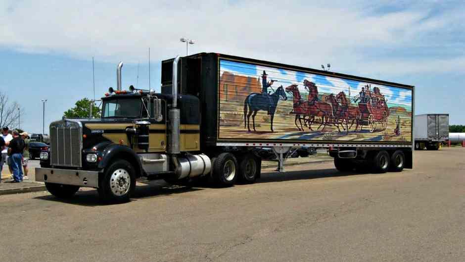 Big Rig Truck Show Beaver Dam WI