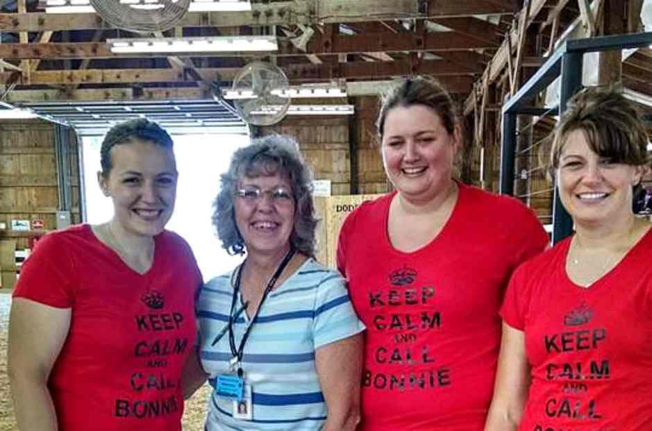 Bonnie Borden celebrates career