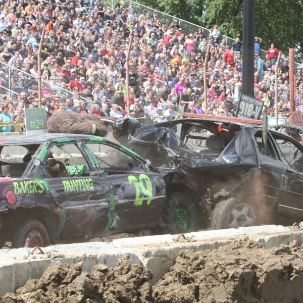 Action Auto Demo Derby