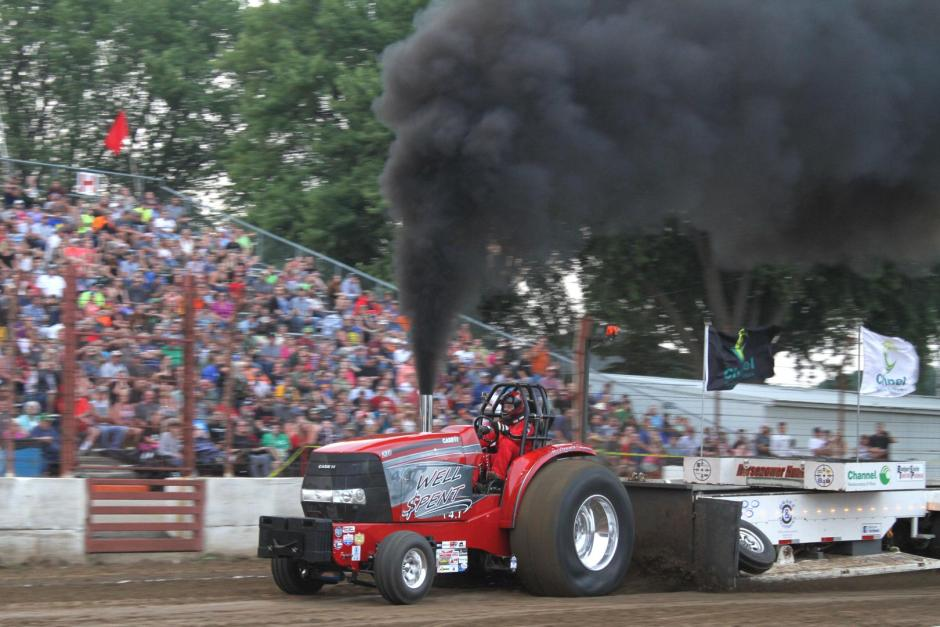 Badger State Tractor Pull kicks-off Free Entertainment
