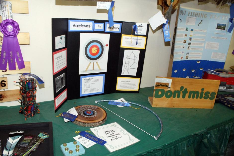 Dodge County Junior Fair Natural Science