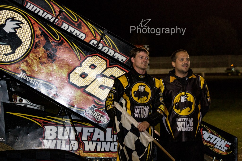 Dusty Zomer Victory at Dodge County Fairgrounds Speedway