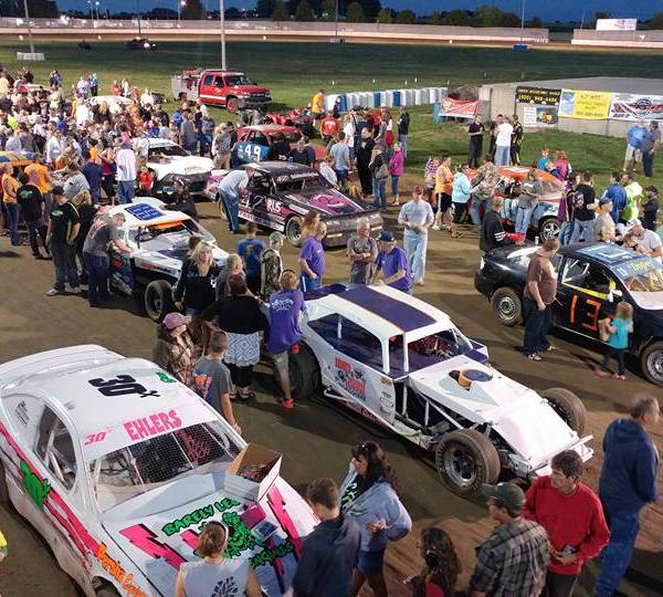 Christians and VanHierden victorious in IMCA Modifieds