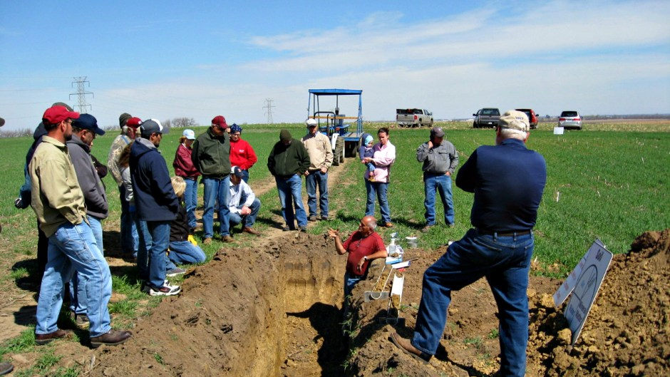 Healthy Soil Water Conservation