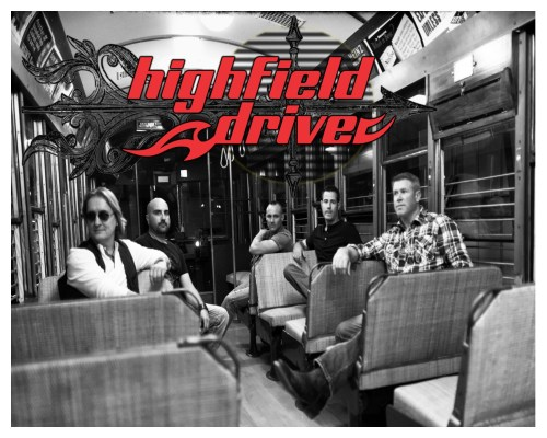 Highfield Drive performs at the Dodge County Fair