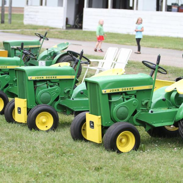 John Deere Collectors Event scheduled for July