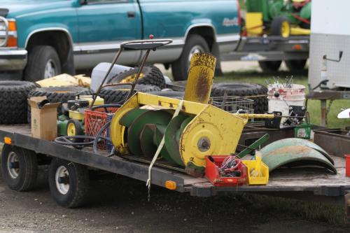 John Deere Collector Swap Meet