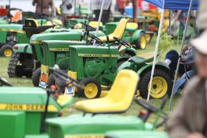 John Deere Collectors Event at Dodge County Fairgrounds
