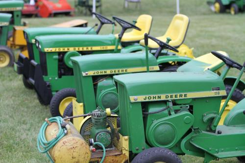 John Deere Horicon Works Collector Lawn and Garden Show