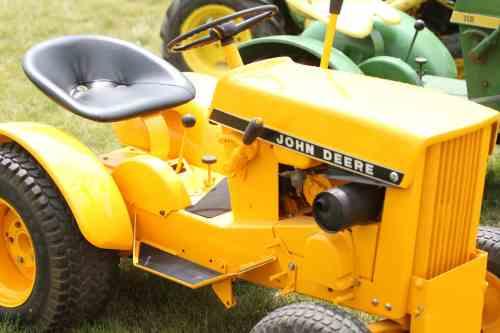 John Deere Lawn and Garden Collectors