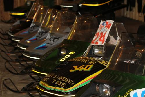 John Deere Snowmobile Collection