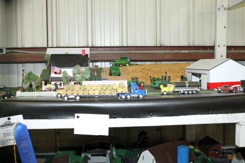 Junior Fair Farm Scene Entry