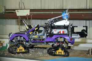 Junior Fair Mechanical Project Entry