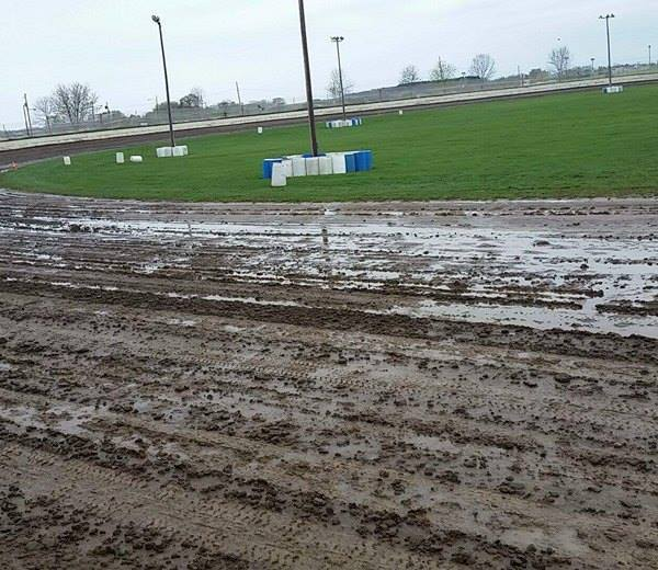 May 1st Races Cancelled