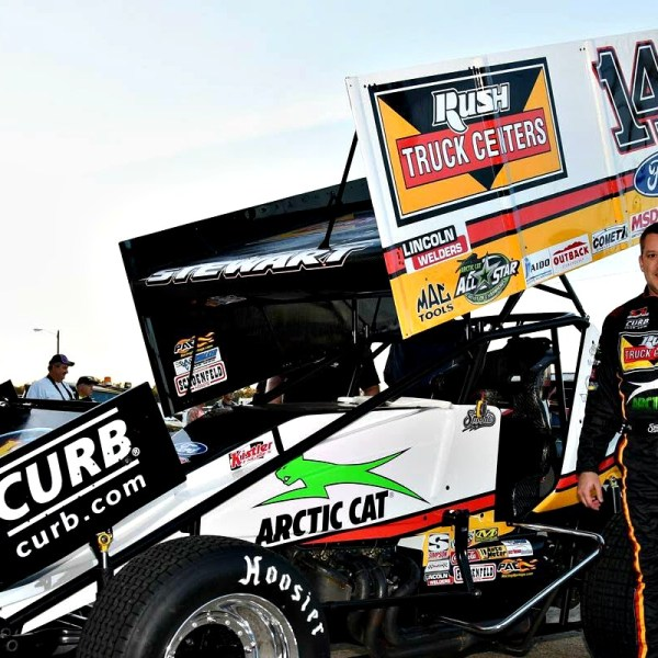 Tony Stewart to race with IRA Sprint Cars July 7