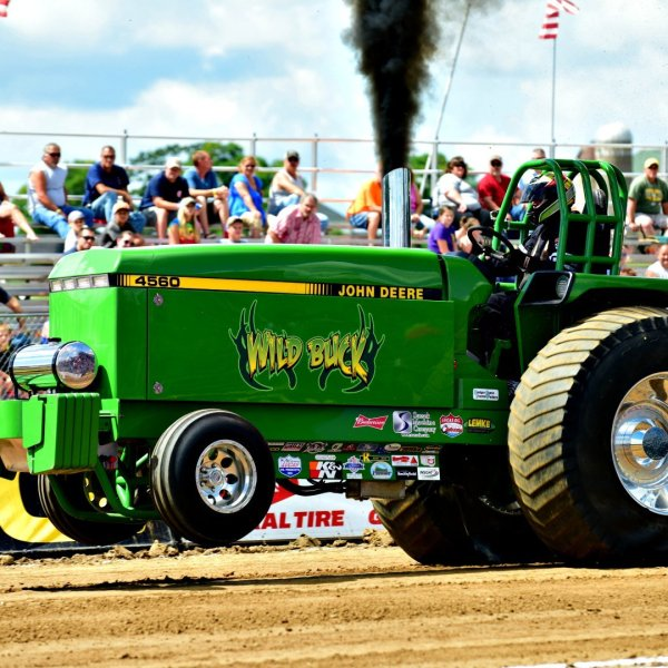 Dodge County Fair opens with Badger State Tractor Pull