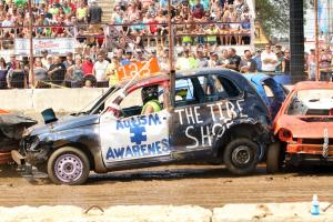 Wisconsin Festival Demo Derby