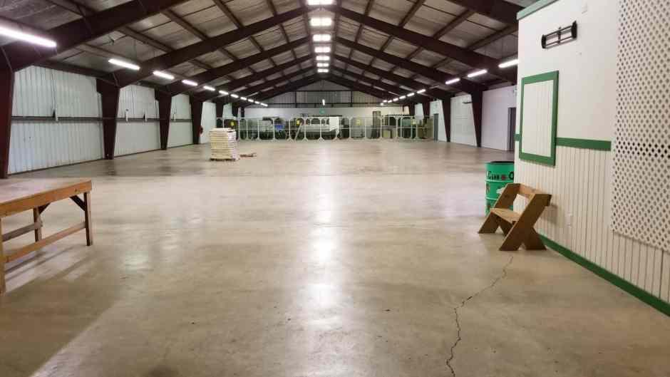 Youth Building Facility Rental Venue