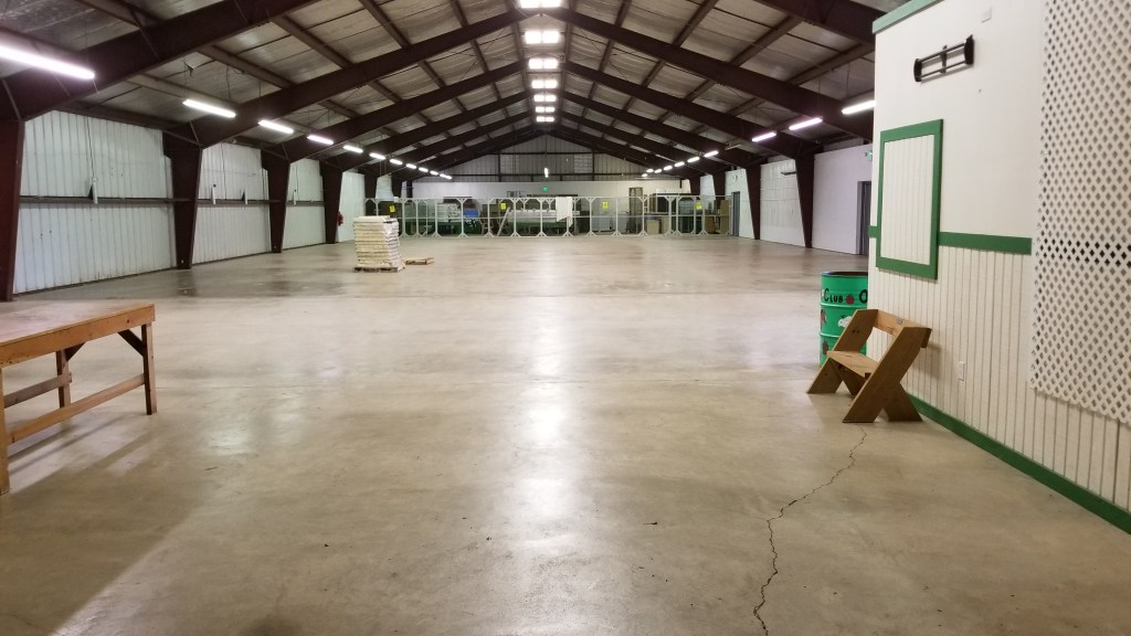 Youth Building Facility Rental Venue