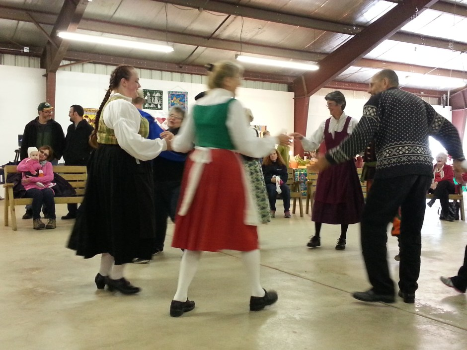 Square And Village Dancers Dodge County Fairgrounds