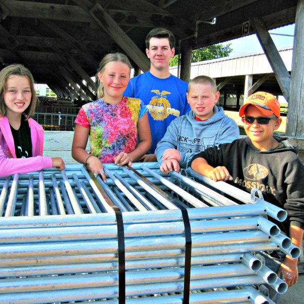 Fundraising underway to finish pig-barn upgrade