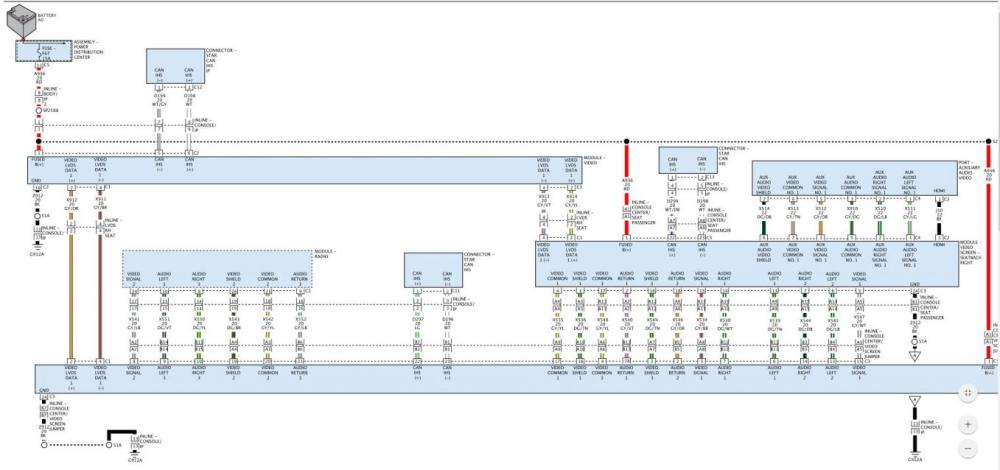 medium resolution of 2014 ves rear entertainment wiring diagram dodge durango forum dodge ves wiring diagram dodge ves wiring diagram