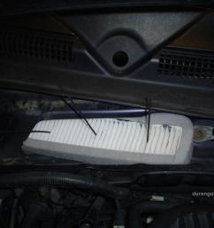 diy cabin air filtration system for 1st gen dodge durango dsc02184 jpg [ 1247 x 935 Pixel ]