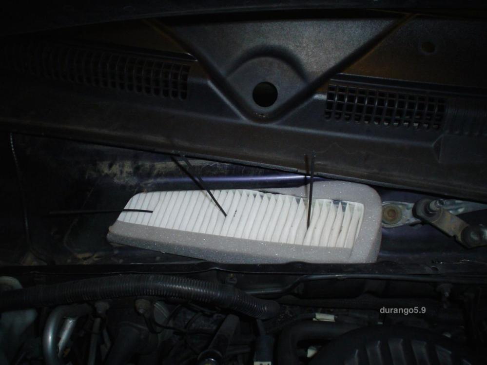 medium resolution of  diy cabin air filtration system for 1st gen dodge durango dsc02184 jpg