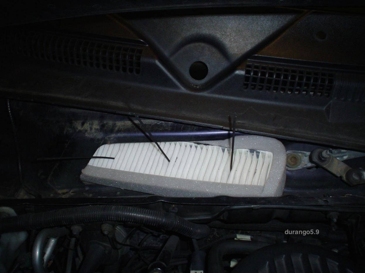 hight resolution of  diy cabin air filtration system for 1st gen dodge durango dsc02184 jpg