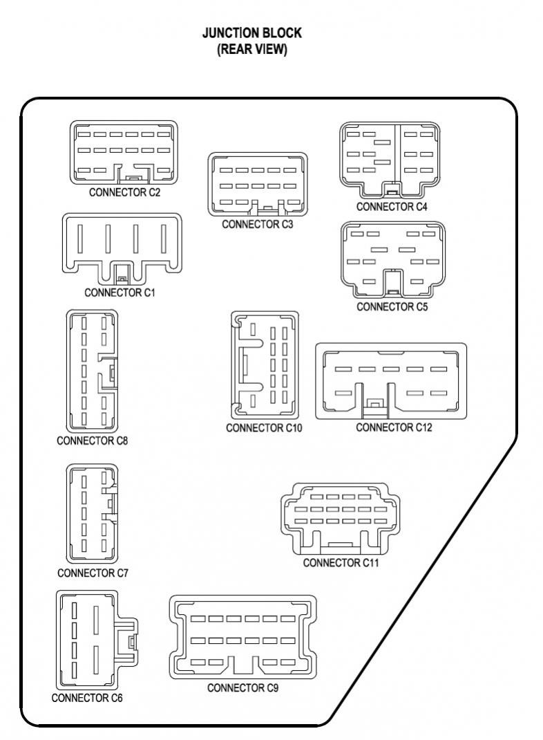 2003 Dodge Durango Fuse Diagram : 31 Wiring Diagram Images