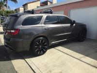 2014 Dodge Durango RT LEXANI Wheels 22's