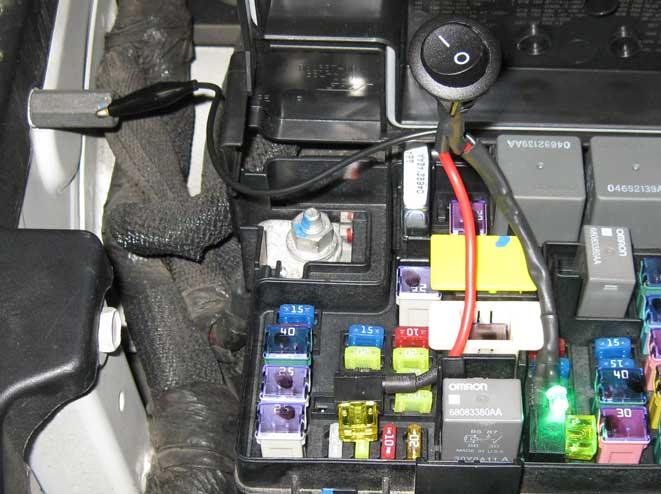 2004 pt cruiser wiring diagram 2016 f150 rear view mirror three tipm fuel pump relay repair options for 2011 durango/jgc