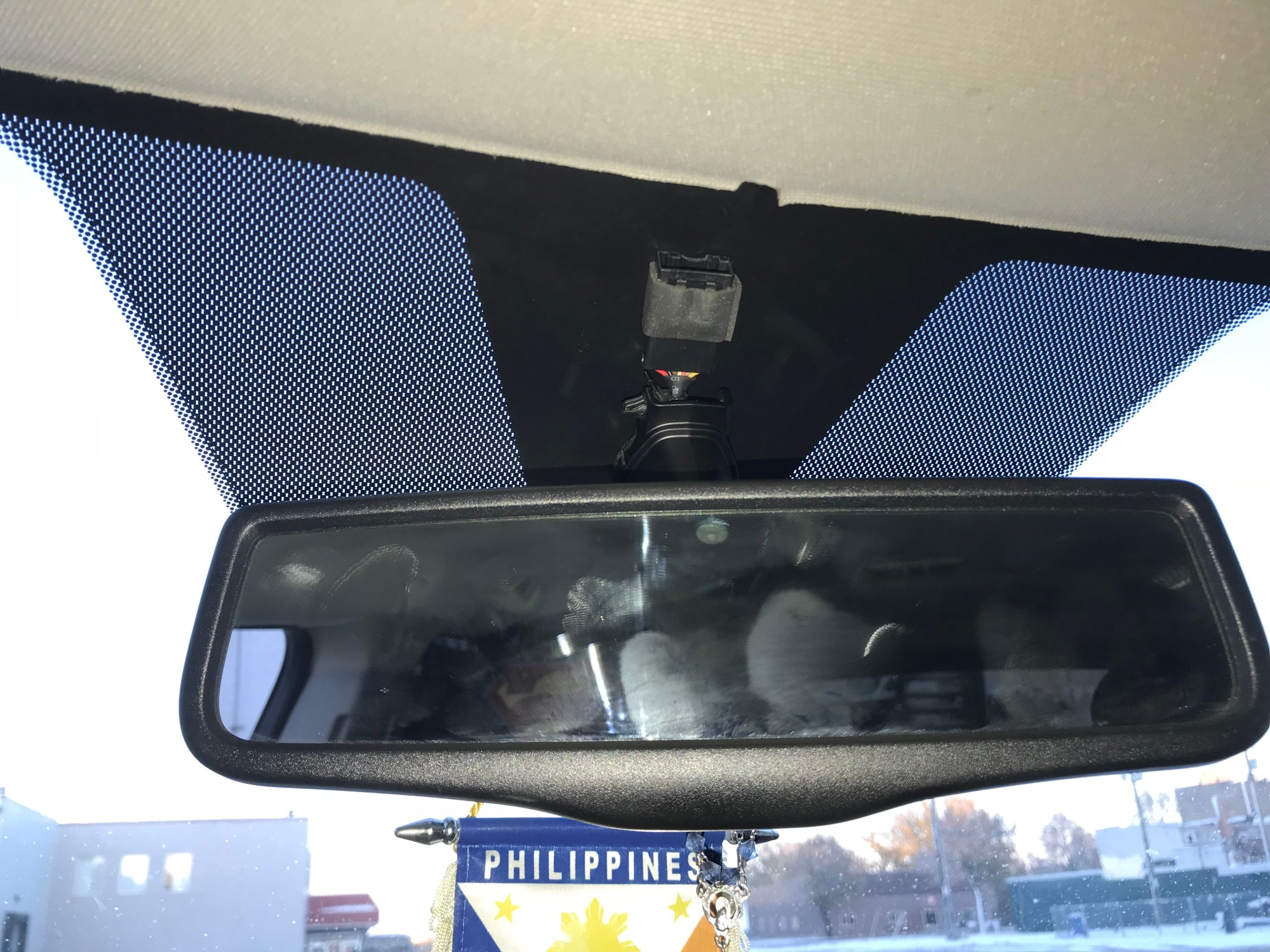 hight resolution of auto dimm rear view mirror
