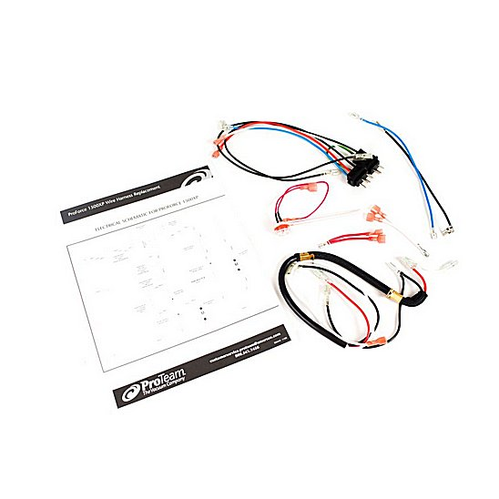 Dodge Packaging » PROTEAM WIRE HARNESS KIT