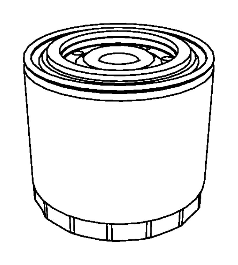 2002 Dodge Durango Fuel Filter