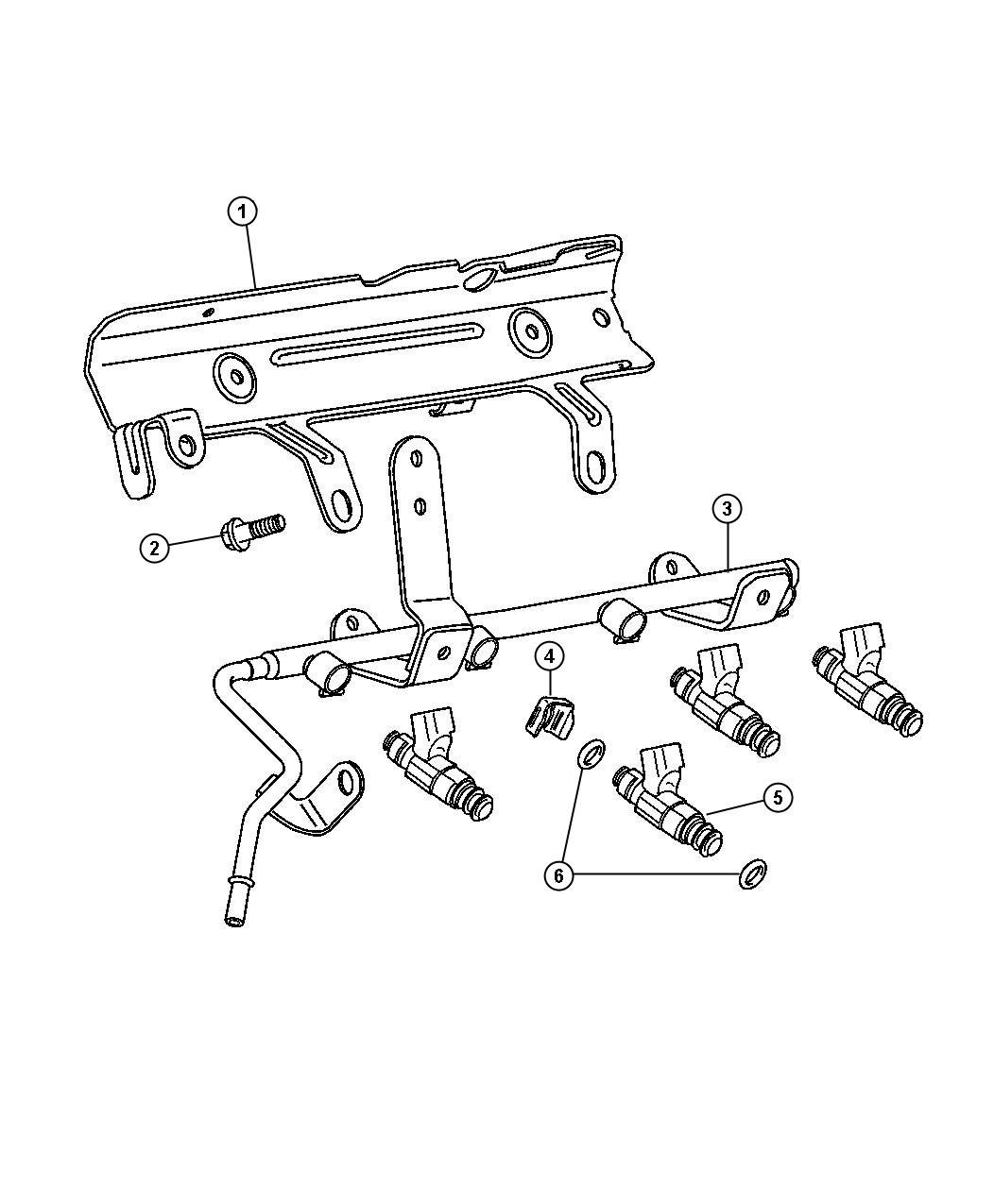 Series Ii Supercharged Engine Diagram Fuel Injector