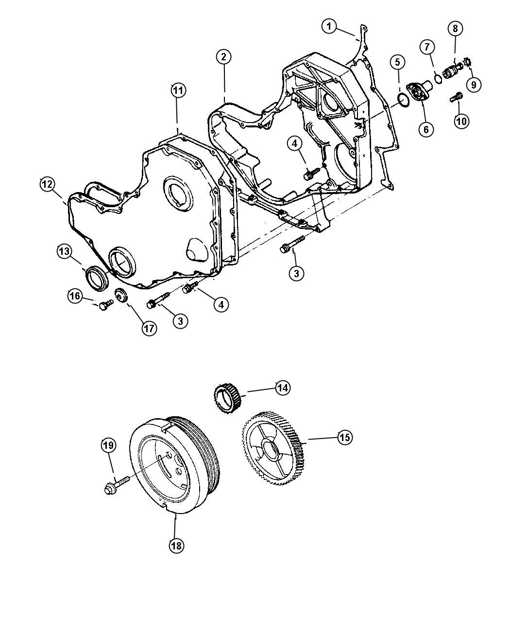 [DIAGRAM] 2012 Dodge Ram 2500 6 7 Belt Diagram FULL
