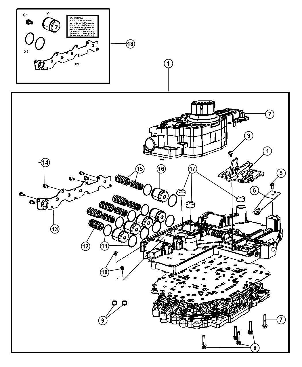tags: #ford valve body#ford 4r100 transmission exploded view#transmission  solenoid diagram#transmission temp sensor location#allison transmission  temp