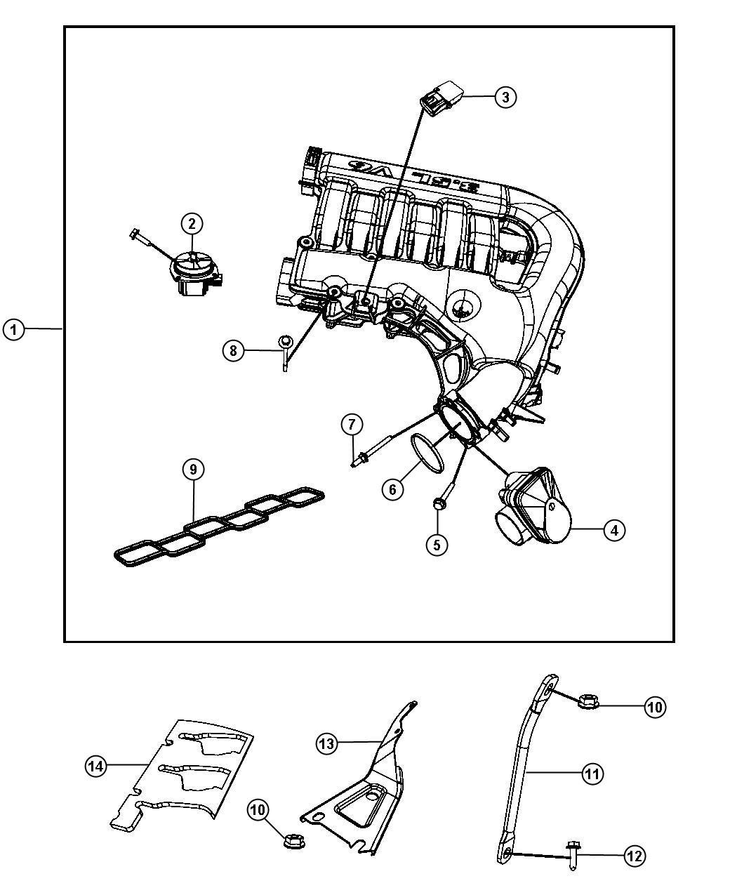 dodge 3 5l v6 engine diagram