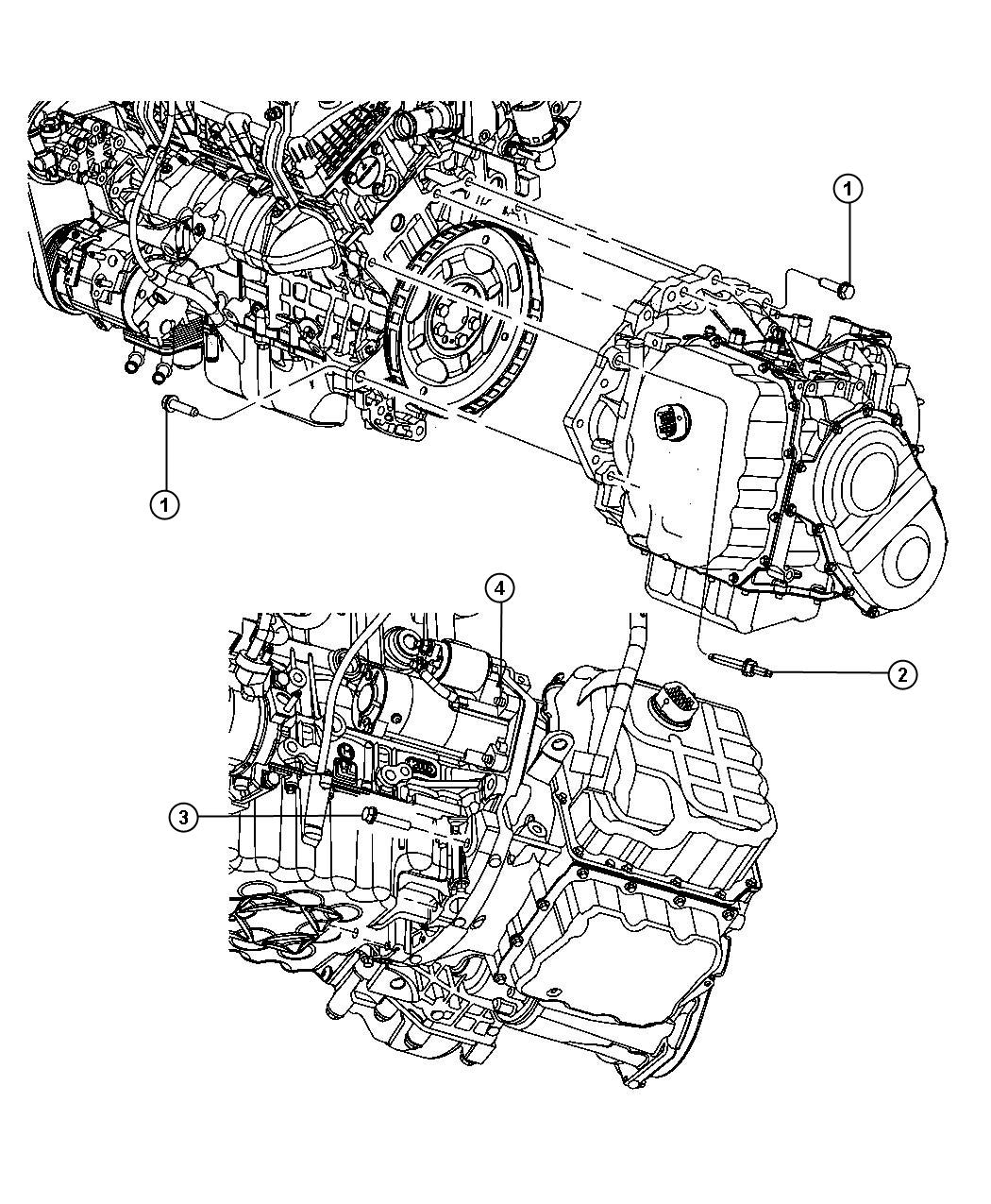 2013 Dodge Ram 3500 Plug. Terminal, fuse, battery