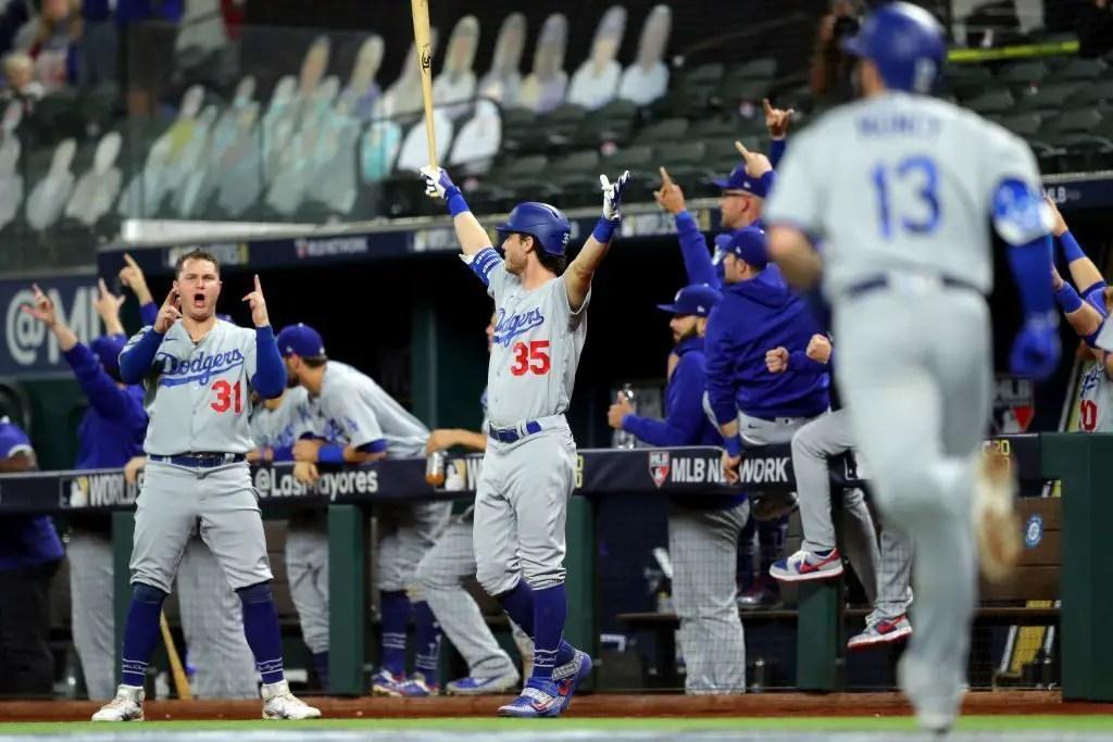 Dodgers: Max Muncy e Joc Pederson provando que as estatísticas da temporada regular não importam em outubro 2