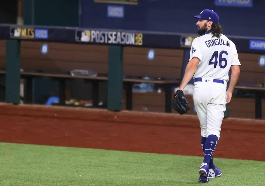 Dodgers: Tony Gonsolin explica o motivo da mudança de número 2