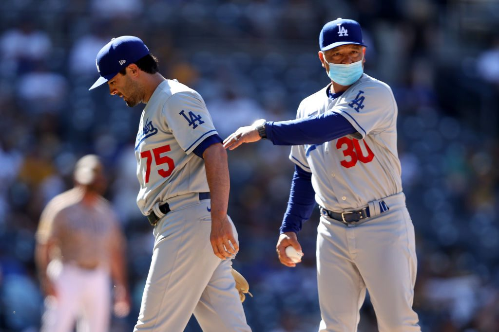 Dodgers Players and Coaches Talk About the Problematic Strike Zone Over the Weekend