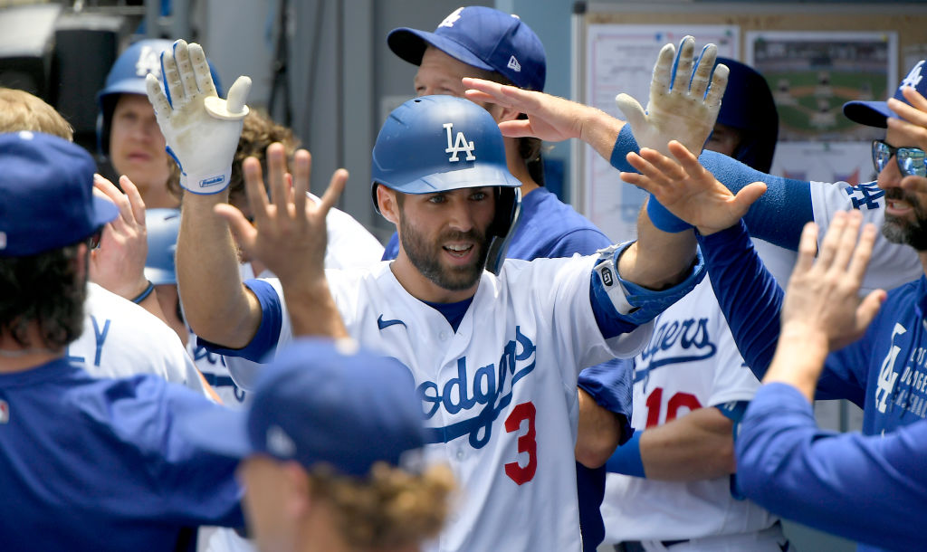 Dodgers: Chris Taylor Named Player of the Week for the National League