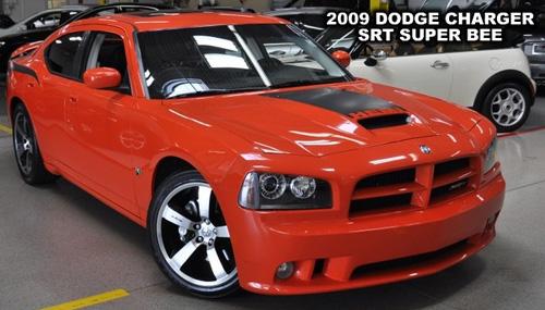 2009 Dodge Charger SRT Super Bee