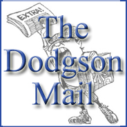 The Dodgson Mail - The new on-line home for the Dodgson Family in Scotland!