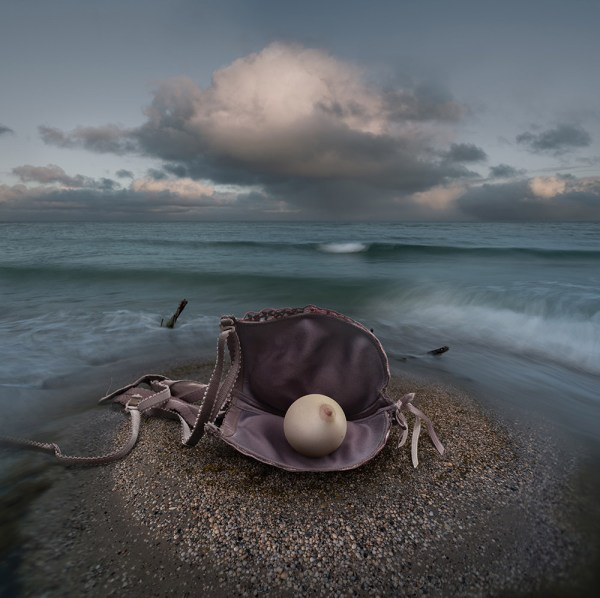 Beach Surrealism Photography